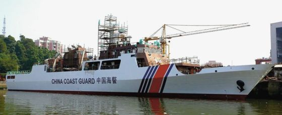 Патрульный корабль на базе корвета проекта 056