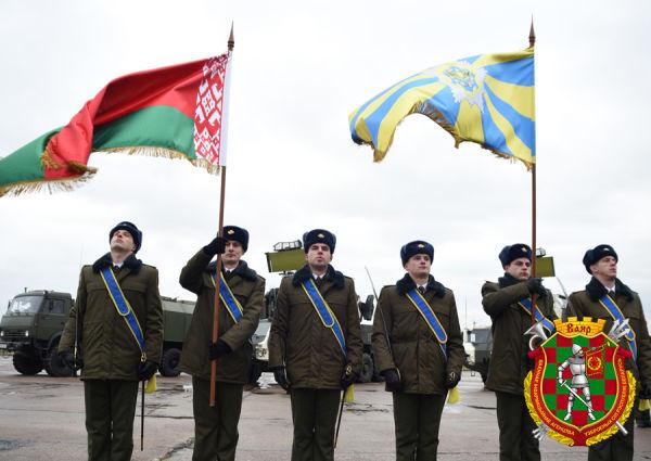 1146-й гвардейский зенитный ракетный полк ВВС и войск ПВО Белоруссии