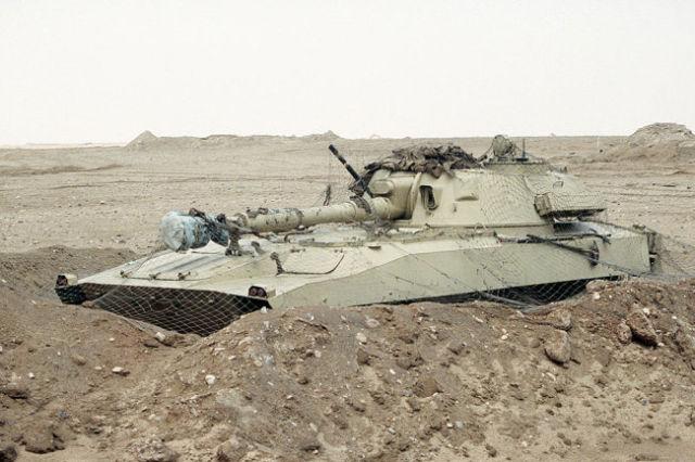 """122-мм самоходная гаубица 2С1 """"Гвоздика"""""""