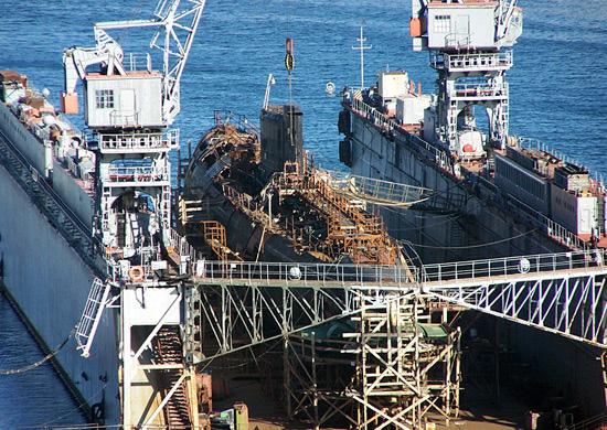 ремонт подводных лодок в севастополе