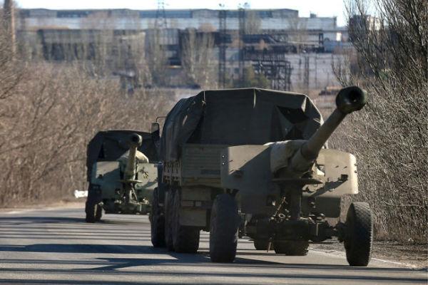 """152-мм гаубица 2А65 """"Мста-Б"""""""