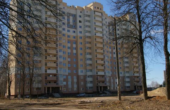 СУ-155 168 квартир