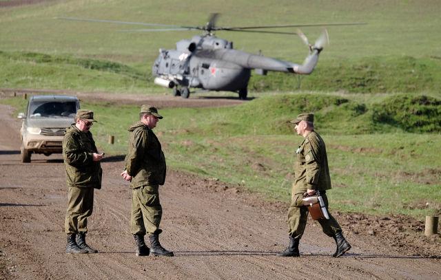 201-я военная база РФ в Таджикистане