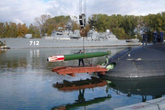 Торпеда 53-65К