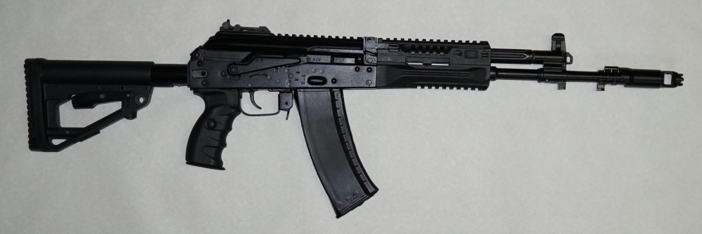 5,45-мм автомат АК-12 (6П70).