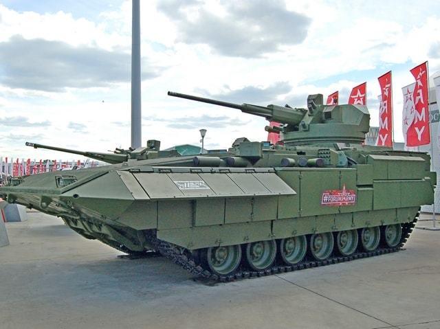 """Т-15 на """"Армии-2019"""""""