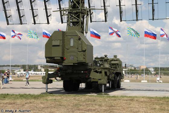 """РЛМ-М 55Ж6М """"Небо-М"""""""
