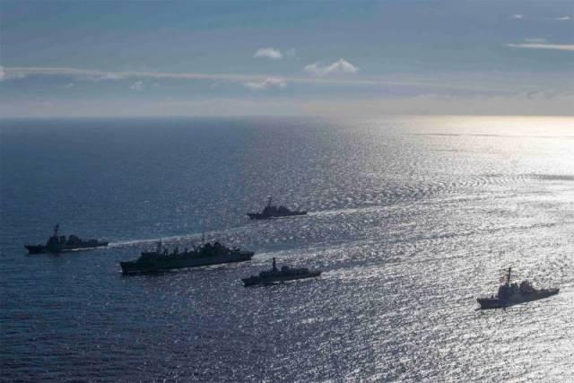 У Кремлі очікують від України звіту про створення баз на Чорному морі