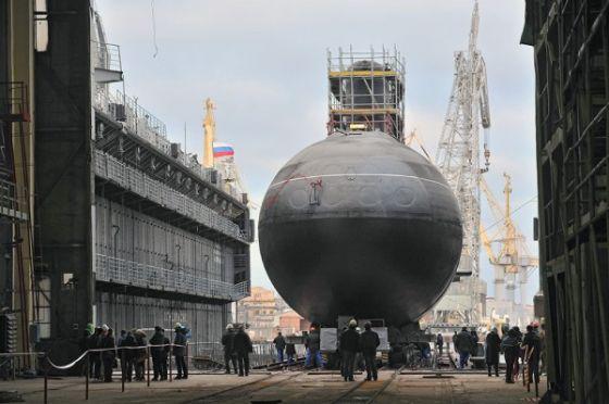 """Лодка """"Новороссийск"""""""