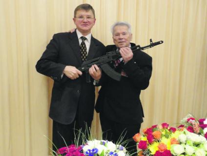 9 мая 2020 года Михаил Калашников планировал встретить в Берлине. Фото из архива автора