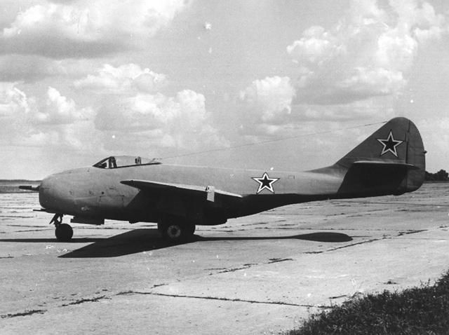 Самолет И-300.