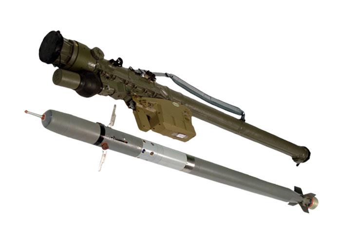 Управляемая ракета 9М39 переносного зенитного ракетного комплекса «ИГЛА» 9К38<br>Фото с сайта http://www.zid.ru/.