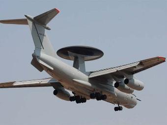 Самолёт ДЛРОиУ А-50 (Mainstay)