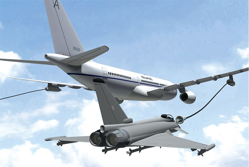 A330 MRTT. Источник: defenseindustrydaily.com.