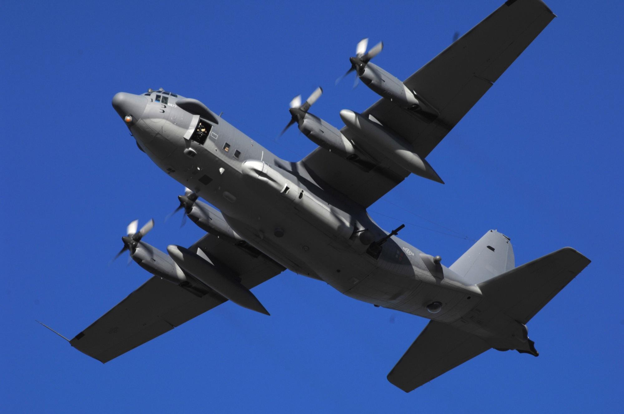 AC-130. Источник: air-attack.com