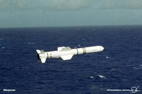 AGM-84-harpoon