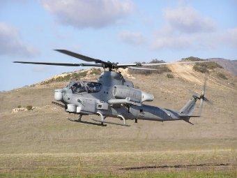 AH-1Z Viper. Фото с сайта pilotage.com.