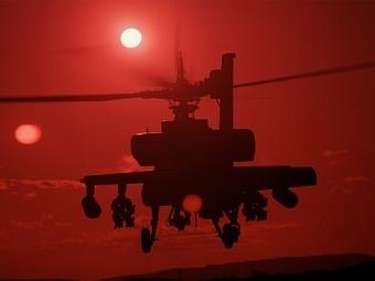AH-64A Apache. Фото с сайта boeing.com