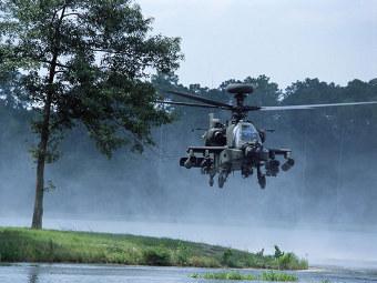 AH-64D Apache Longbow. Фото с сайта boeing.com