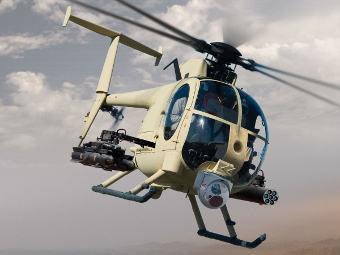 AH-6I Little Bird. Фото с сайта boeing.com.