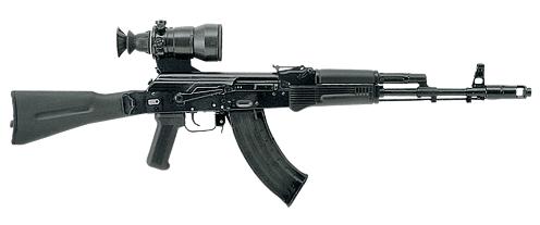 7,62 мм автомат Калашникова АК103