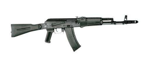 5,45 мм модернизированный автомат Калашникова
