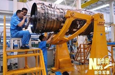 Турбореактивный двигатель 4-го поколения
