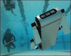 AQUA – новый тип роботов, который может работать вместе с людьми. Он прост в использовании и может найти широкое применение: от развлечений до спасательных операций.