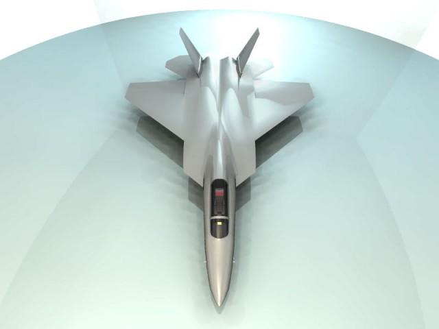 Модель технологического демонстратора ATD-X (Advanced Technology Demonstrator-X). Источник: kosuke2009.blogspot.co.uk.