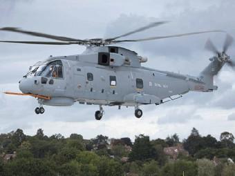 AW101 Merlin Mk.2. Фото пресс-службы AgustaWestland.