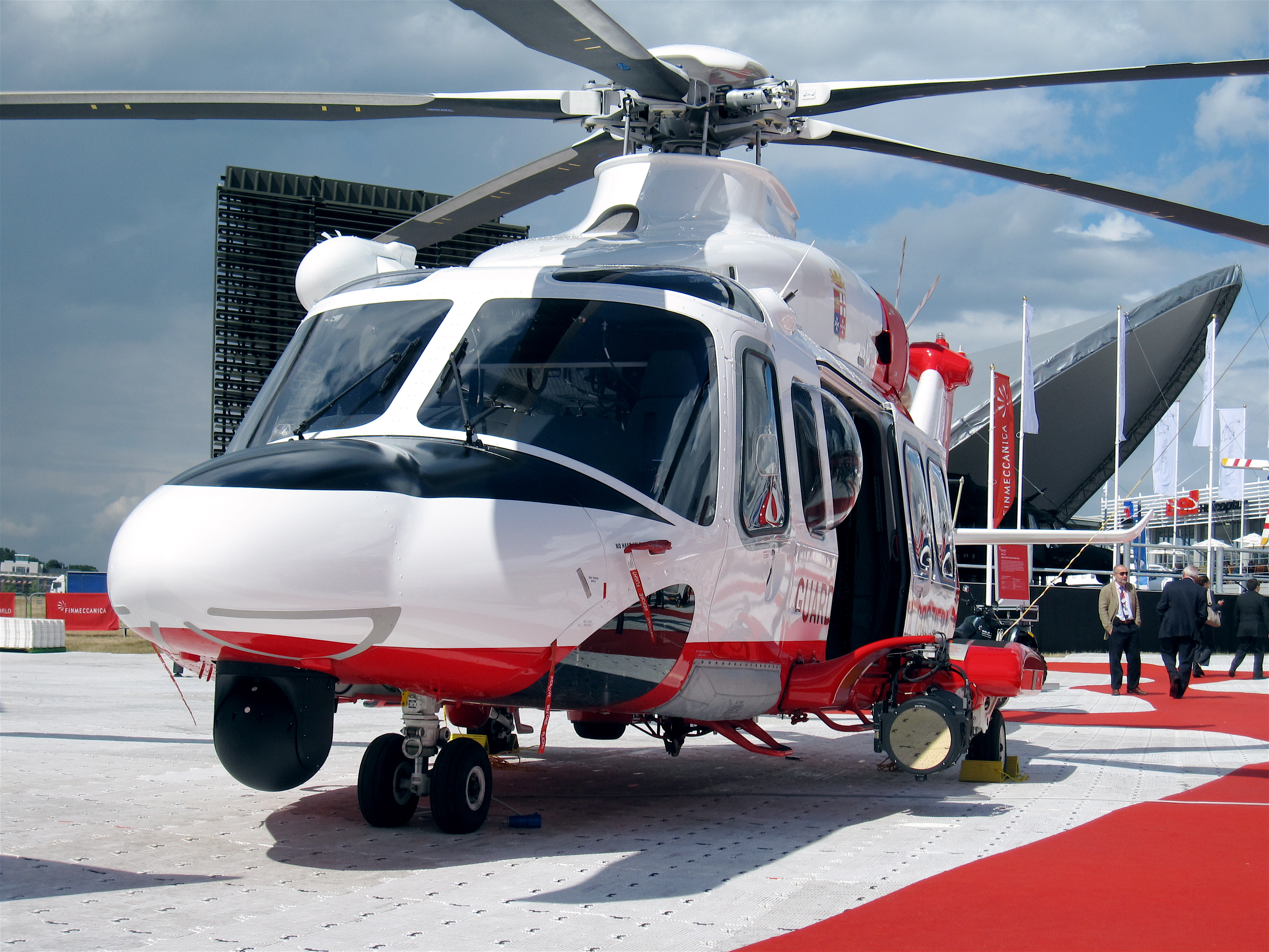 AgustaWestland AW139. Источник: blogs.defensenews.com.