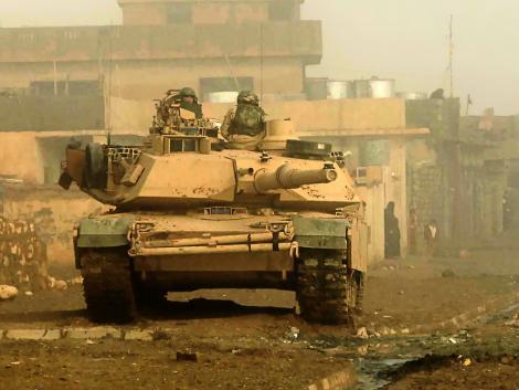 Abrams_M1_in_Irak