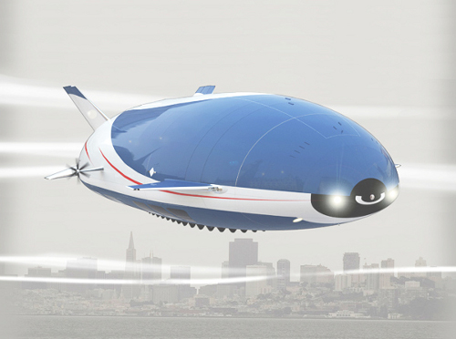 Aeros-Pelican-airship