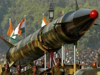 Баллистическая ракета Agni-II. Фото с сайта army-technology.com.