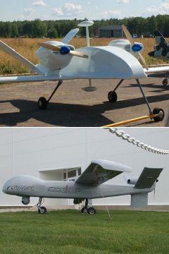 Беспилотный летательный аппарат (БЛА) большой дальности