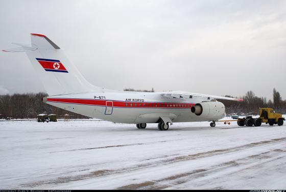 An-148_100B_Air_Koryo