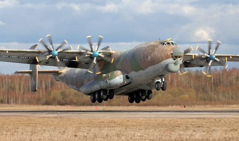 Ан-22. Фото: blog.meta.ua.