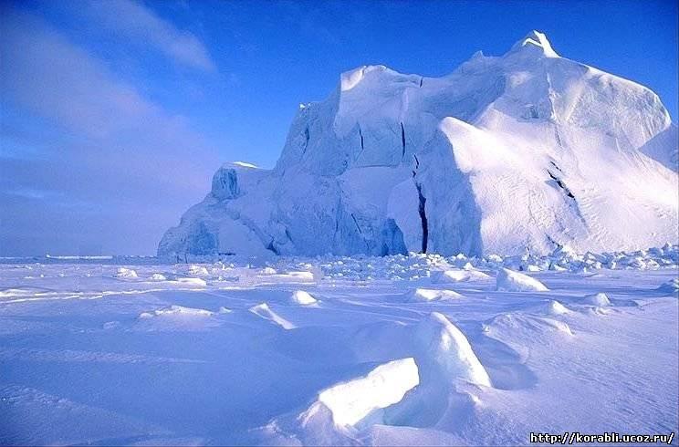 Арктика. Фото: korabley.net.