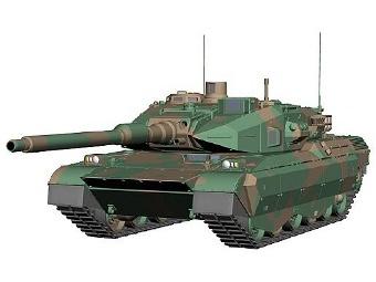 Предполагаемый внешний вид Arjun Mk.II. Изображение с сайта asian-defence.blogspot.com.