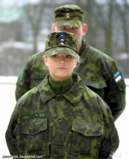 Армия Эстонии