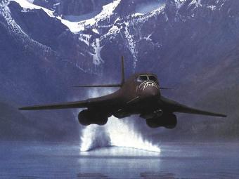 Бомбардировщики B-1 будут использовать в роли штурмовиков - ВПК.name