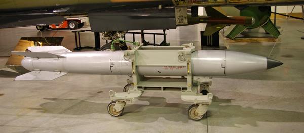 Бомба B-61. Источник: en.wikipedia.org.