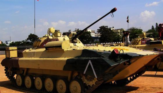 BMP-2_India