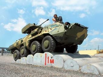 БТР-4 (Украина). Фото с сайта autocentre.ua.