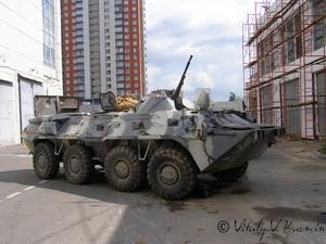 Советский бронетранспортёр