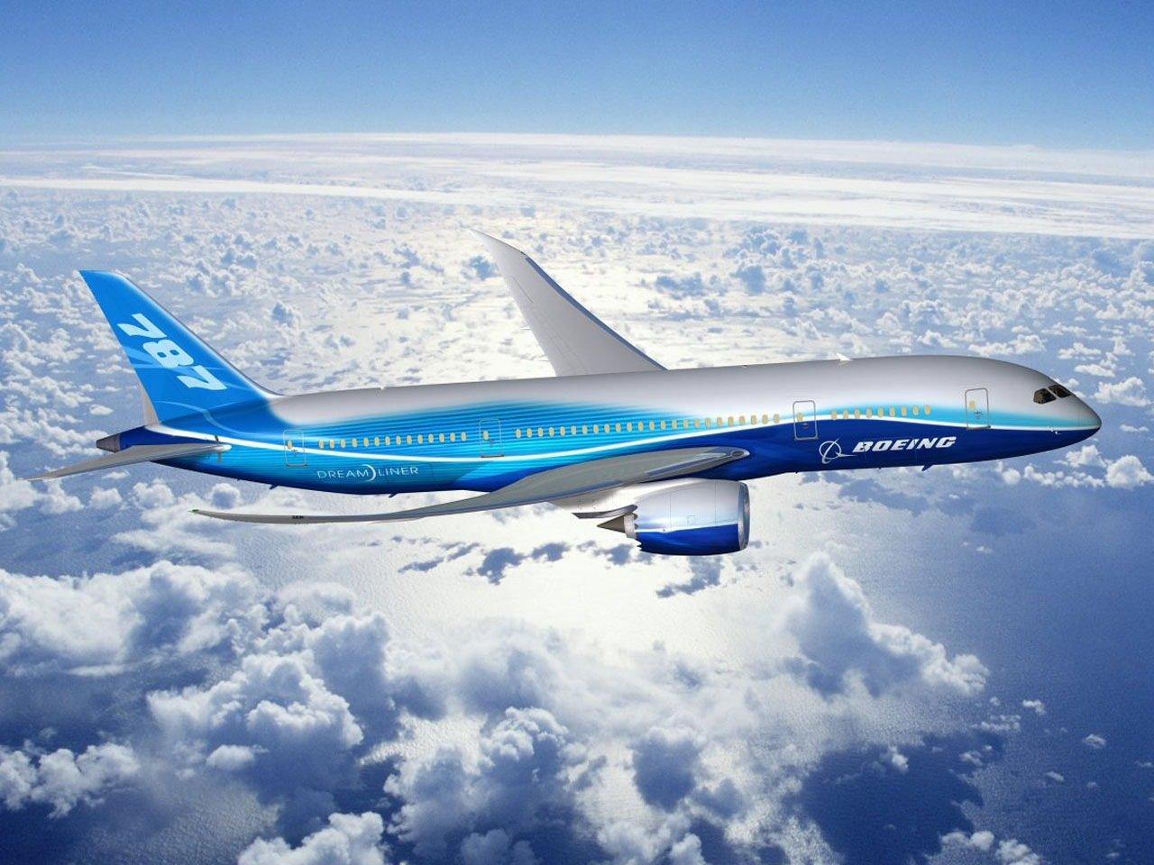 Boeing 787 Dreamliner. Источник: polit.ru.