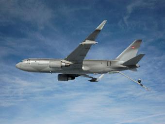 Предполагаемый облик Boeing KC-X. Изображение с сайта boeing.com.
