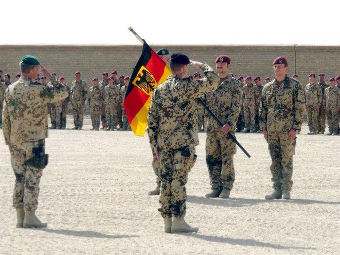 Германия неспособна восстановить свою военную мощь