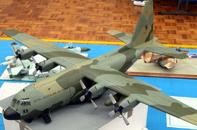 Транспортный самолет C-130H Hercules. Источник: hsfeatures.com