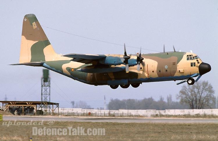 Cамолет C-130H